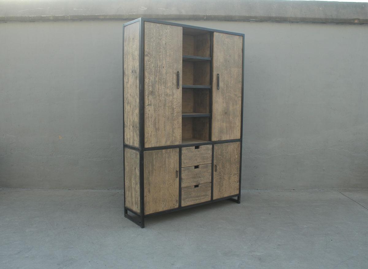 Koop Kabinetkast met 4 deuren en 3 lades