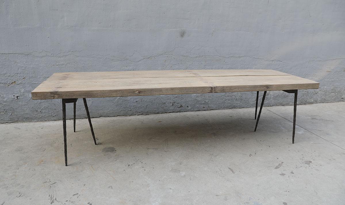 Koop Tafel metaal onderstel