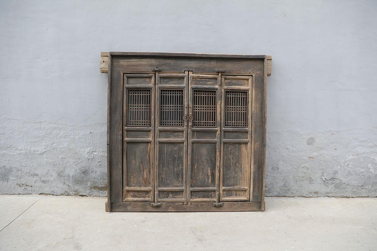 Koop Raam met 2 deuren