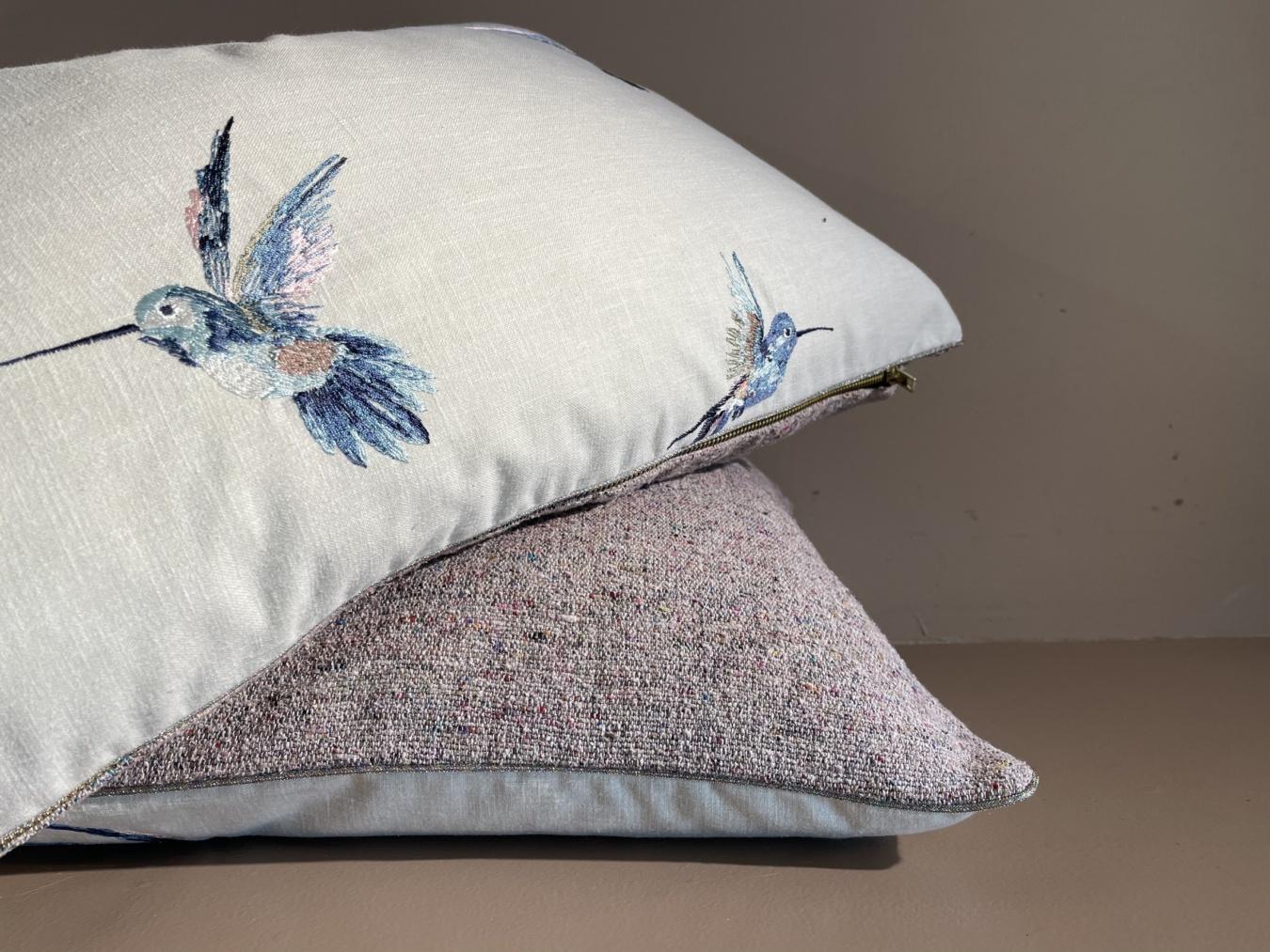 Koop Kussen kolibrie